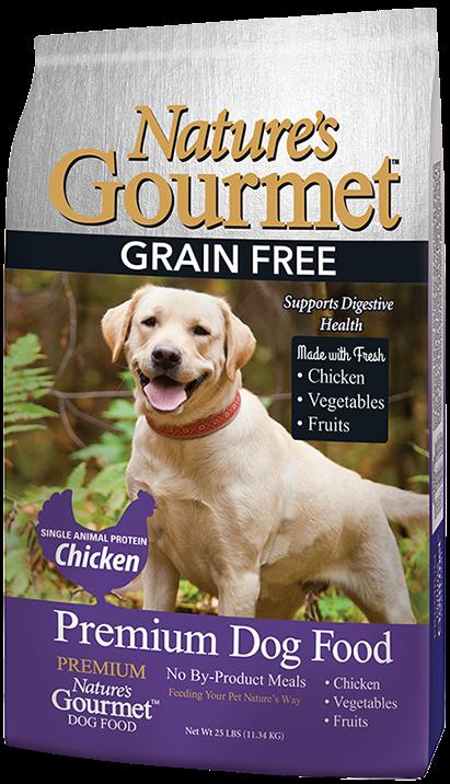 Natures Gourmet Dog Food